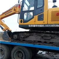 供应宝鼎6-15吨履带挖掘机,保姆式服务
