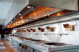 福州饭店厨房排烟工程 通风排烟安装制作