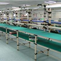 供应精益管工作台、柔性线棒流水线、货架