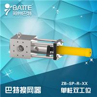 巴特ZB-SP-R-170单柱双工位液压换网过滤器