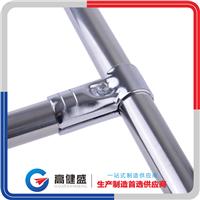 供应精益管镀铬转接头 不锈钢镀铬转接头