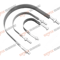 SIMFIX奇佩   U型螺栓    成品支吊架