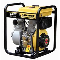 供应市政消防4寸柴油机水泵大油箱