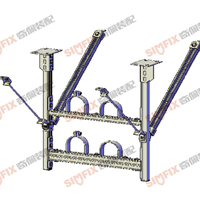 供应成品支吊架、抗震支架、管廊支架