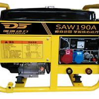 供应190A汽油发电焊机4.0焊条