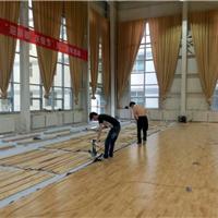 供应新疆和田市运动实木木地板售价