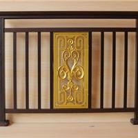 古典豪华艺术雕花爆发金栏杆