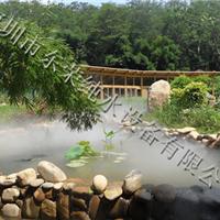 人工湖景观造雾设备质量怎样景观造雾效果棒