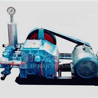陕西柱塞泥浆泵工作原理