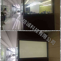 北京厂家供应智能调光玻璃
