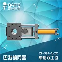 巴特ZB-SSP-A-120单板双工位液压换网器