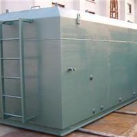 供应餐饮污水处理设备地埋式