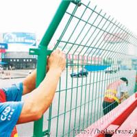 湖北鲜花地隔离网#花园围栏美观大方(图片