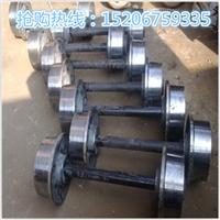供应250铸钢矿车轮对350矿车轮对