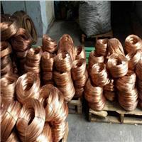 供应专业生产各种规格紫铜线 库存量大