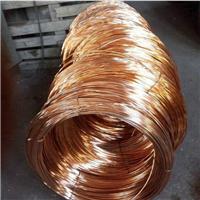 供应厂家热销紫铜线 T2紫铜线规格3.0mm