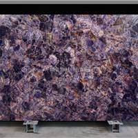 厂家供应紫水晶装饰板,紫水晶大板