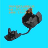 阻燃线扣线卡/电源线夹/卡线箍/电源胶卡