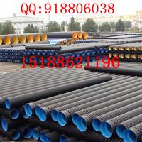 天津HDPE双壁波纹管生产厂家