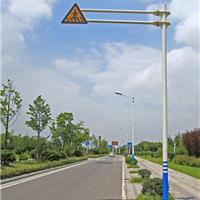 沧州单悬臂立柱标志杆
