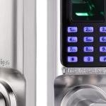供应名创指纹门锁&密码锁、替换球型锁