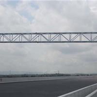 河北高速公路龙门架标志杆