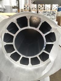 开模生产各种大截面工业铝型材