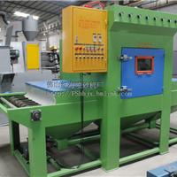 平面不锈钢板材喷砂机 节能钢板喷砂机