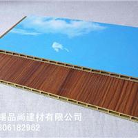 室内装饰面板 厂家直销PVC木塑护墙板