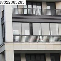 供应天津全景隐框单层钢化玻璃阳台窗