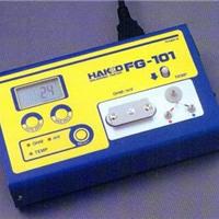 供应白光HAKKO烙铁综合测试仪FG101