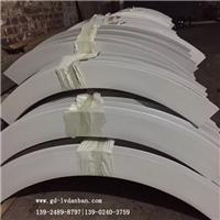 弧形方管隔断-铝方管规格