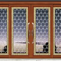 供铝门窗-93A推拉门四扇-维金斯门窗