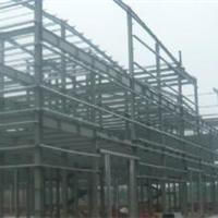 供甘肃张掖钢结构价格和武威钢结构厂房
