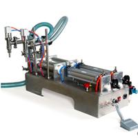 小型液体定量灌装机