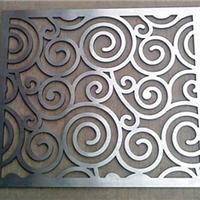 台州市雕花铝单板|雕花铝板|镂空雕刻板厂家