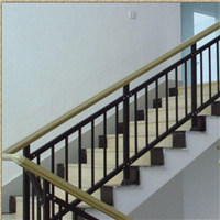 泰州热镀锌静电喷涂楼梯扶手价格