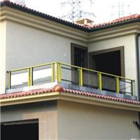 供应扬州锌钢塑组装式阳台栏杆