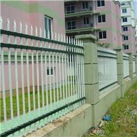 热销丹阳静电喷涂组装式锌钢围墙栅栏