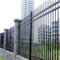 供应常州镀锌钢围墙栅栏厂家直销