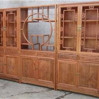 仿古实木家具 红木家具 新中式家具定制