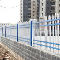 供应镇江热镀锌喷塑围墙护栏价格