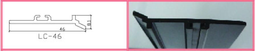 异形尼龙LC-46隔热条厂家