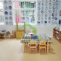 幼儿园PVC地板、悬浮地板、人造草、跑道