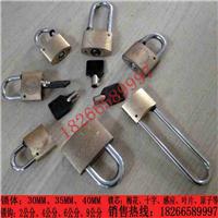 厂家直销电力表箱锁 电力通开挂锁 塑钢挂锁