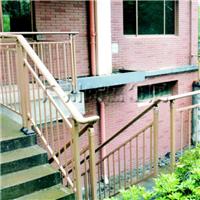 供应如东喷塑热镀锌楼梯扶手价格
