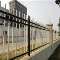 厂家直销扬州热镀锌喷塑围墙栏杆