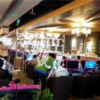 天津网吧装修设计