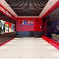 天津汽车美容店装修设计