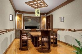 天津茶叶店装修设计